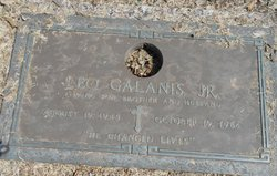 Leo C Galanis, Jr