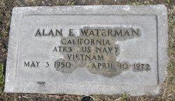 Alan E Waterman