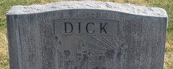 Walter H Dick