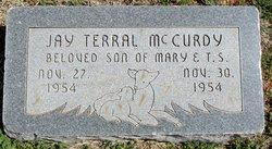 Jay Terral McCurdy