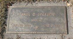 Caryl Denise Stetson
