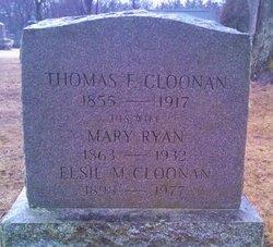 Thomas Francis Cloonan
