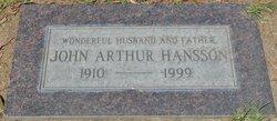 John Arthur Hansson
