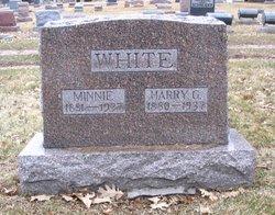 Harry G White
