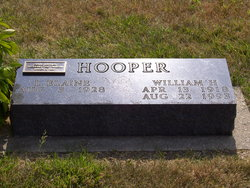 William H Hooper
