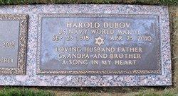 Harold Dubov