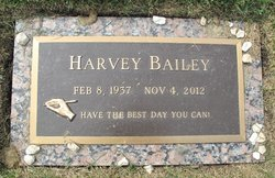 Harvey Bailey