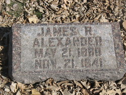 James R. Alexander