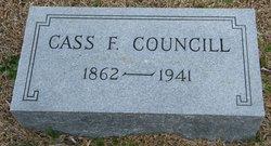 Cass F. Councill