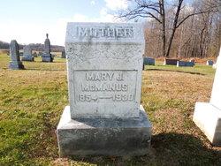 Mary J McManus