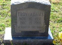 Troy Adams