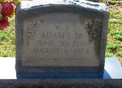 William Pink Pa Adams, Sr