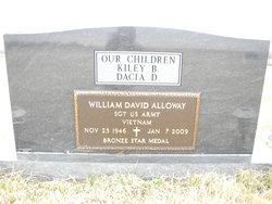William David Bill Alloway
