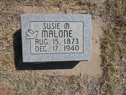 Susie Mildred Malone