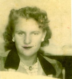 Mary Magalene Mag <i>Nix</i> Bailey