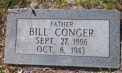 Willie Clinton Bill Conger, Sr