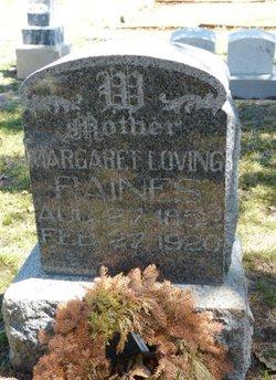 Margaret Maggie <i>Loving</i> Raines