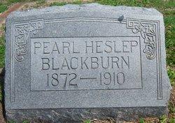 Edna Pearl <i>Heslep</i> Blackburn