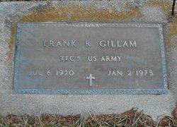 Frank Raymond Gillham