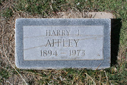 Harry Jerome Affley