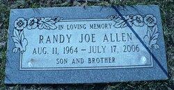 Randy Joe Allen