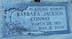 Barbara A. <i>Jackson</i> Conway