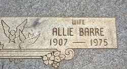 Allie Barre