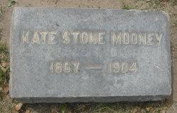 Catherine Kate <i>Stone</i> Mooney