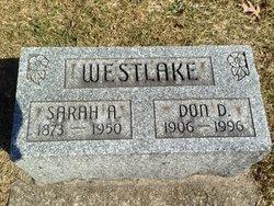 Sarah A. Westlake