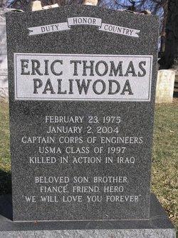 Capt Eric Thomas Paliwoda