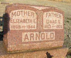 Isaac Samuel Ike Arnold