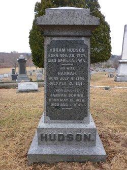 Abram Hudson