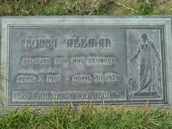 John Robert Bobby Allman