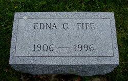 Edna C Fife