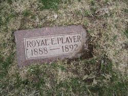Royal Ernest Roy Player