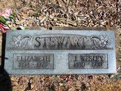 Elizabeth <i>Cornwell</i> Stewart