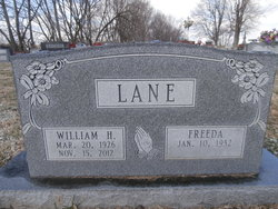 William H. Bill Lane