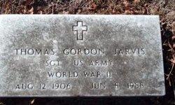 Thomas Gordon Jarvis