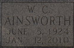 W. C. Ainsworth