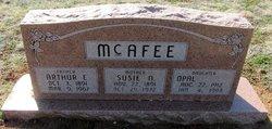 Susie McAfee