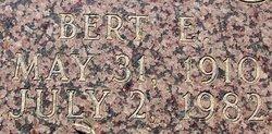 Albert Edward Bert Greer