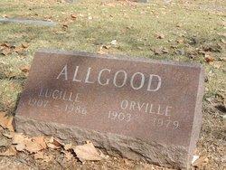 Lucille M <i>Doud</i> Allgood