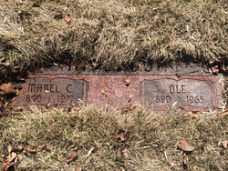 Mabel <i>Ericksen</i> Anderson