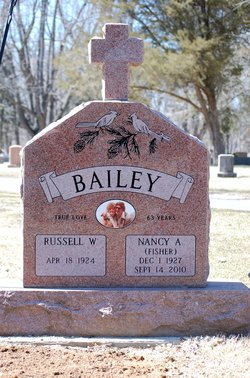 Nancy A <i>Fisher</i> Bailey