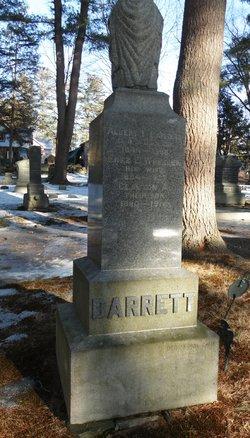 Albert I. Barrett