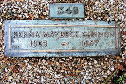 Kerna McKeehan <i>Maybeck</i> Gannon