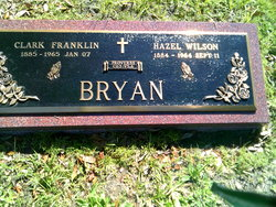 Clark Franklin Bryan