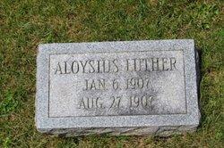 Aloysius Luther