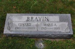 Marie Agnes <i>Luther</i> Bravin