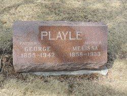 Sarah Melissa <i>Sharp</i> Playle